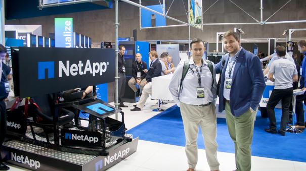 David & JM Netapp