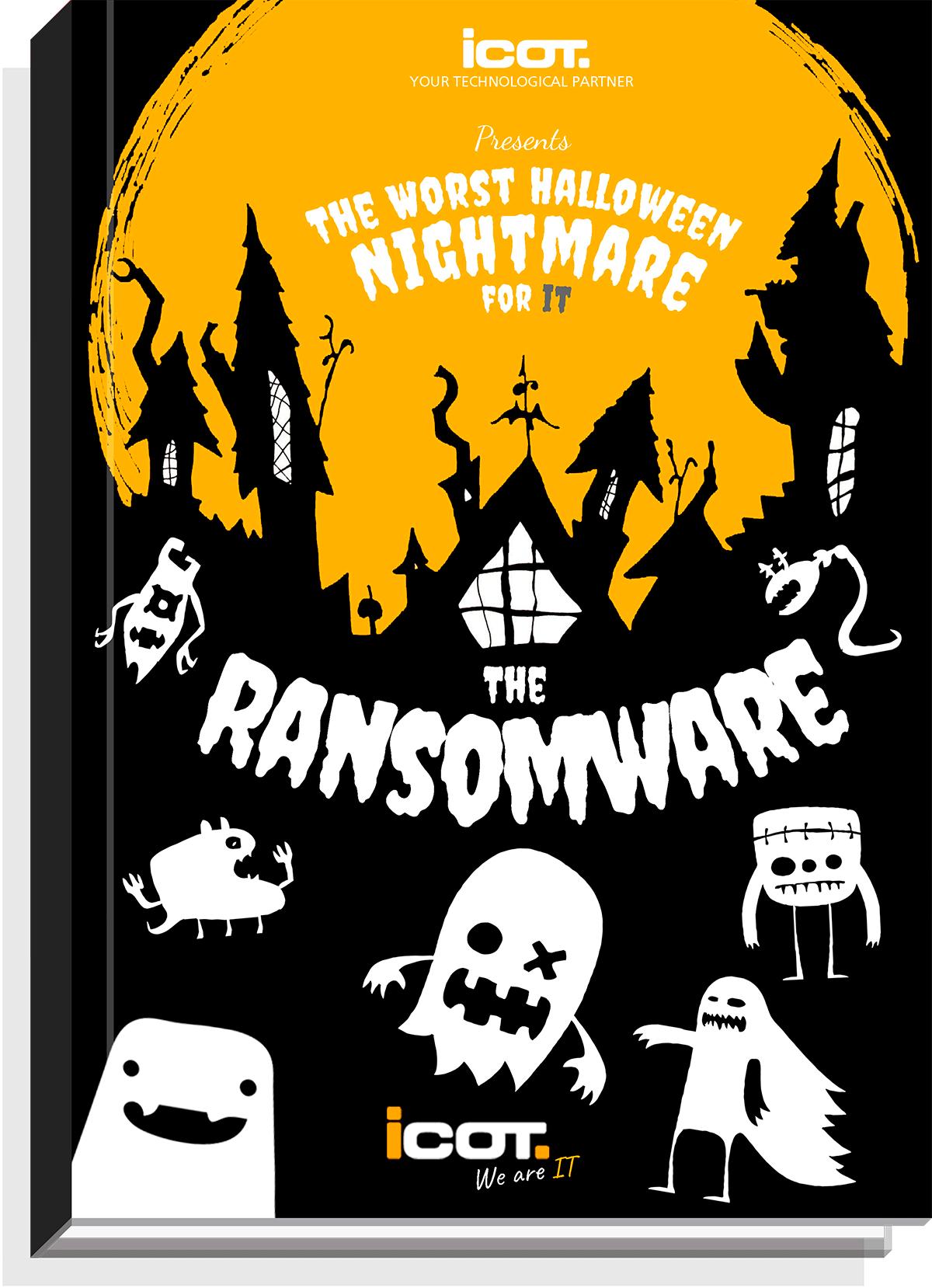 Un e-book con el ransomware como protagonista